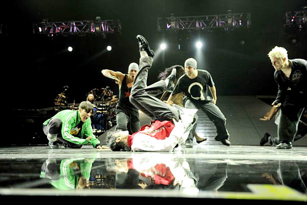 Michael Jackson's This Is It : Fotograf Kenny Ortega, Michael Jackson