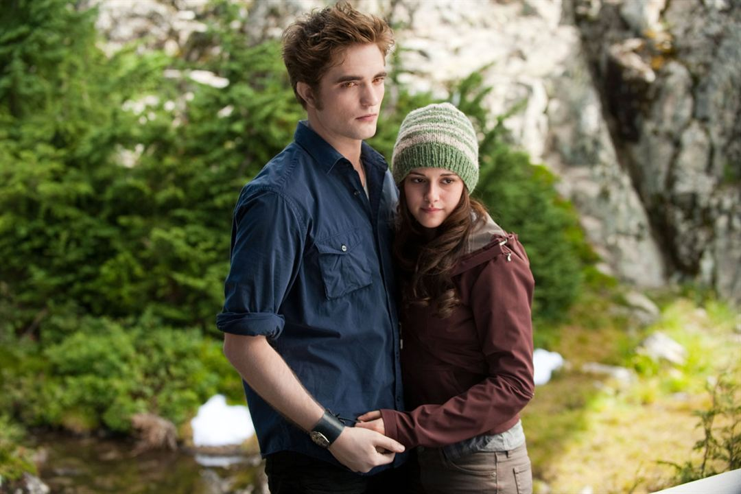 Alacakaranlik Efsanesi: Tutulma : Fotograf David Slade, Kristen Stewart, Robert Pattinson