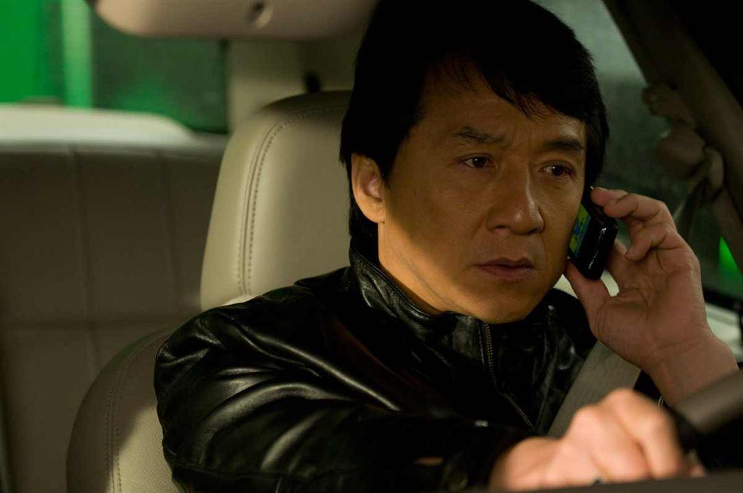 Kapimdaki Casus : Fotograf Jackie Chan
