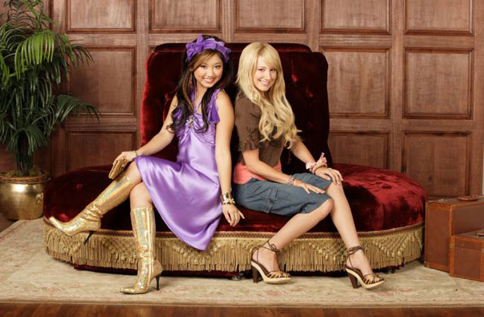 The Suite Life of Zack and Cody : Fotograf Ashley Tisdale, Brenda Song