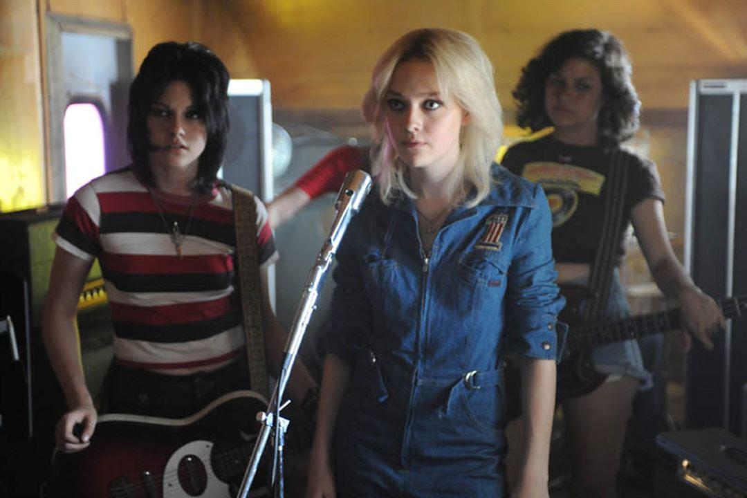 Asi Kizlar : Fotograf Alia Shawkat, Dakota Fanning, Floria Sigismondi, Kristen Stewart