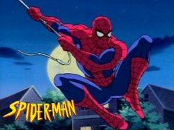 Spider-Man : Afis