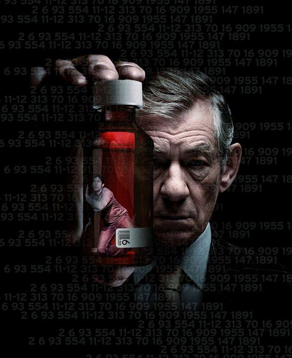 The Prisoner (2009) : Fotograf Ian McKellen, Jim Caviezel