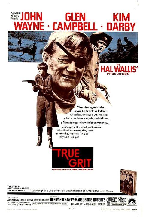 True Grit : Afis