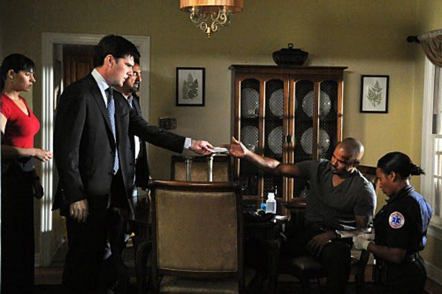 Criminal Minds : Fotograf Joe Mantegna, Paget Brewster, Shemar Moore, Thomas Gibson