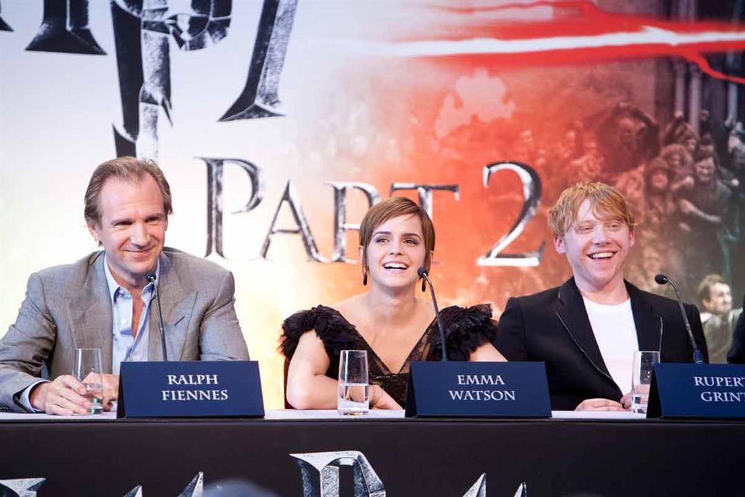 Harry Potter ve Ölüm Yadigarlari: Bölüm 2 : Fotograf