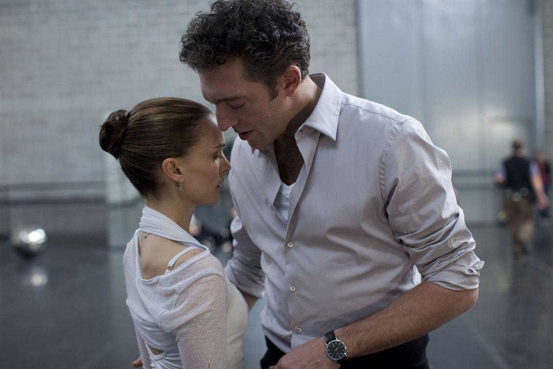 Siyah Kuğu: Vincent Cassel, Natalie Portman