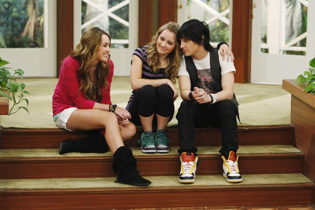 Hannah Montana : Fotograf Emily Osment, Miley Cyrus, Mitchel Musso