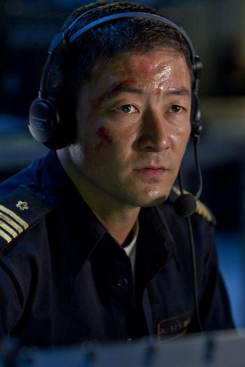 Battleship : Fotograf Tadanobu Asano