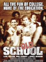 Old School : Afis