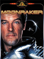 Moonraker : Afis