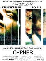 Cypher : poster