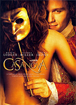 Casanova : poster