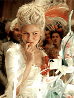Marie-Antoinette : Afis