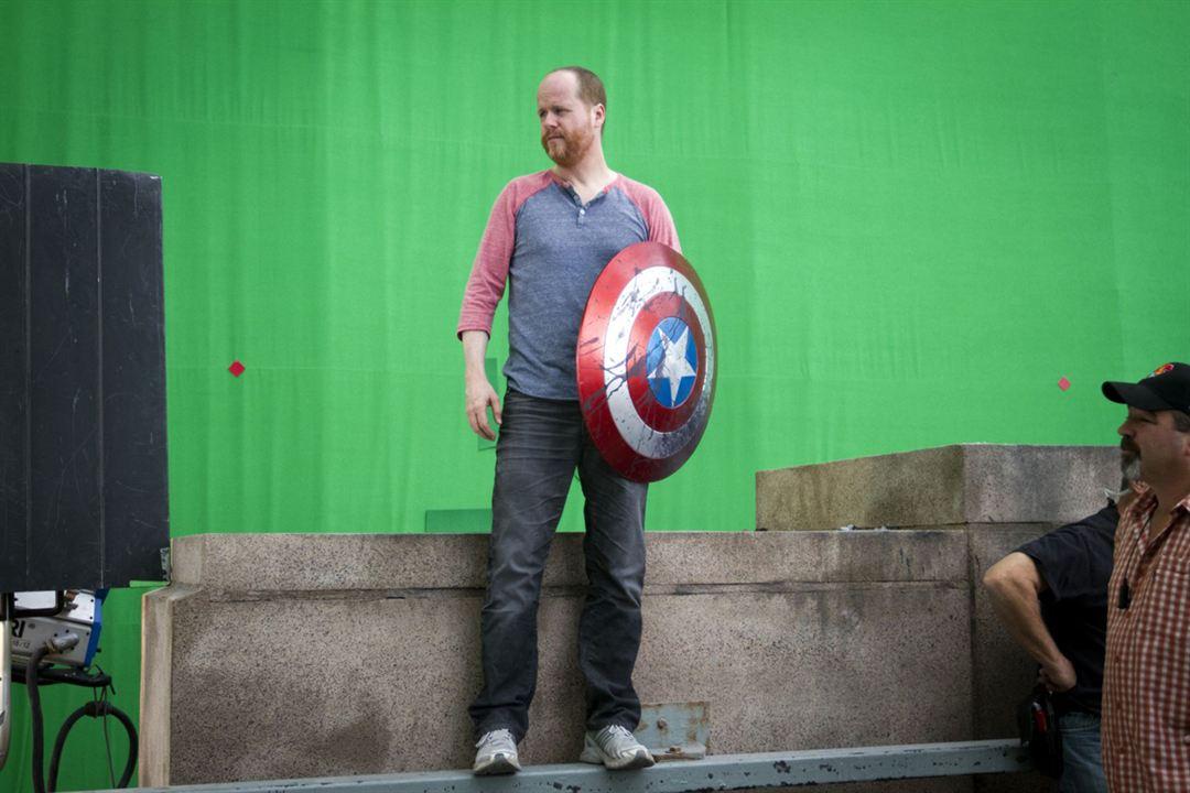 Yenilmezler : Fotograf Joss Whedon