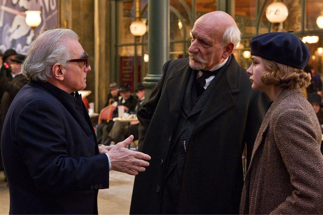Hugo : Fotograf Ben Kingsley, Chloë Grace Moretz, Martin Scorsese