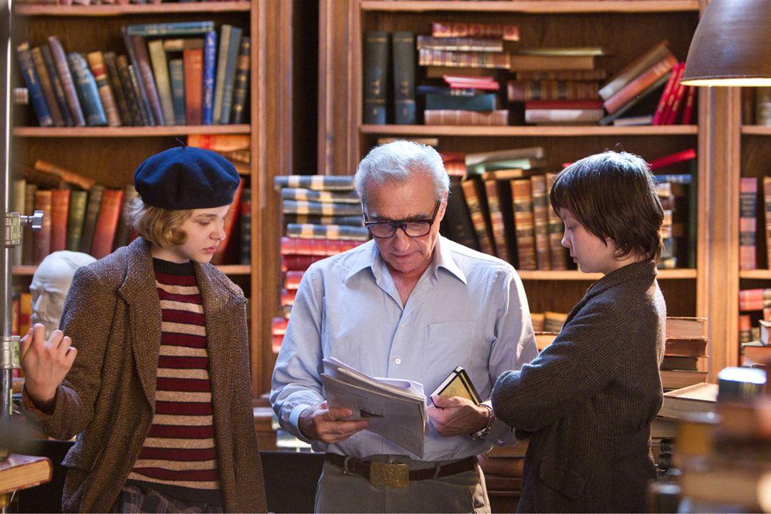 Hugo : Fotograf Martin Scorsese