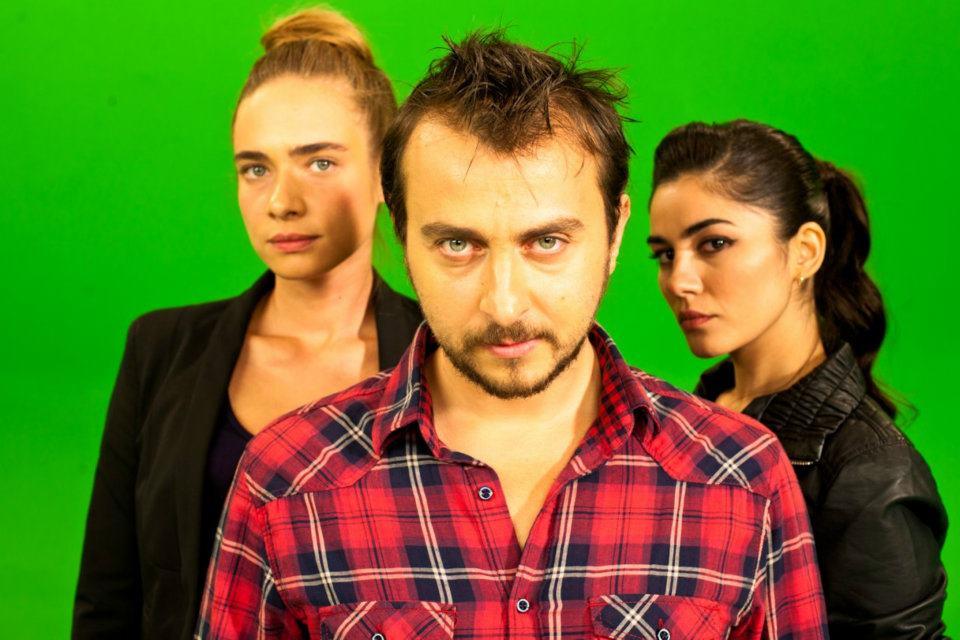 Fotograf Ali Atay, Müge Boz