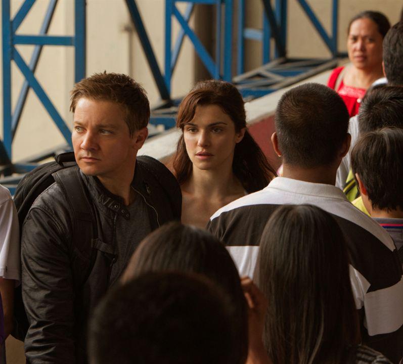Bourne'un Mirasi : Fotograf Jeremy Renner, Rachel Weisz