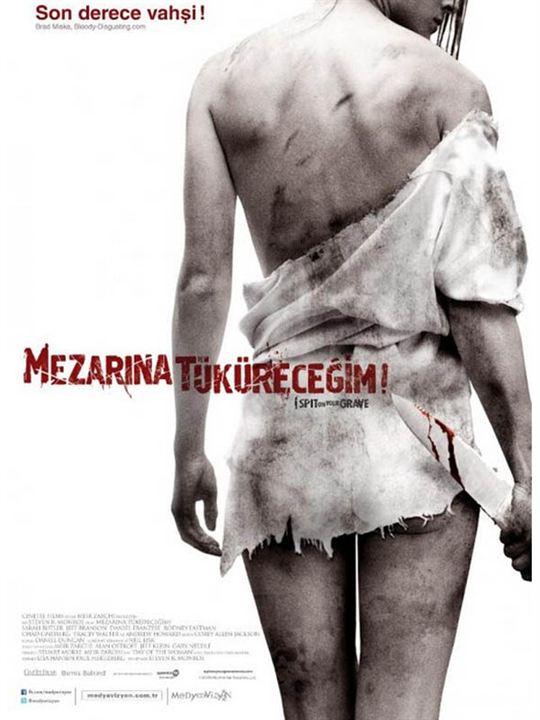 Mezarına Tüküreceğim : poster