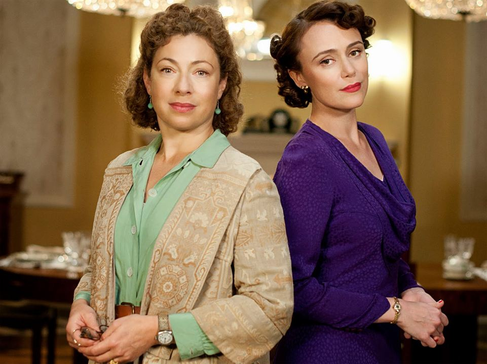 Fotograf Alex Kingston, Keeley Hawes