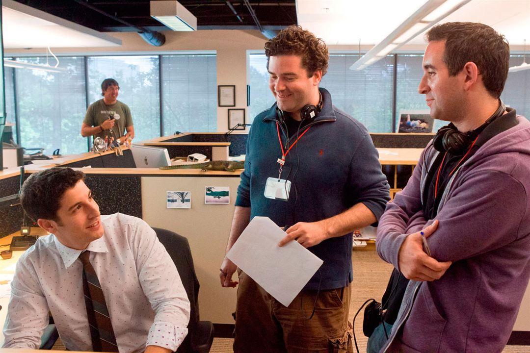 Amerikan Pastasi: Bulusma : Fotograf Hayden Schlossberg, Jason Biggs, Jon Hurwitz
