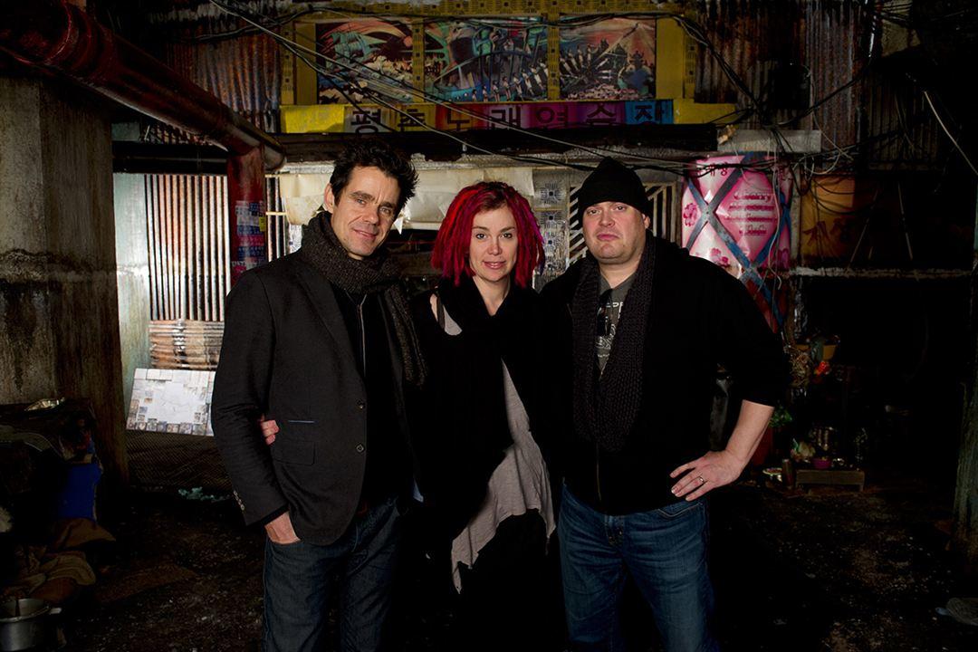 Bulut Atlasi : Fotograf Lana Wachowski, Lilly Wachowski, Tom Tykwer