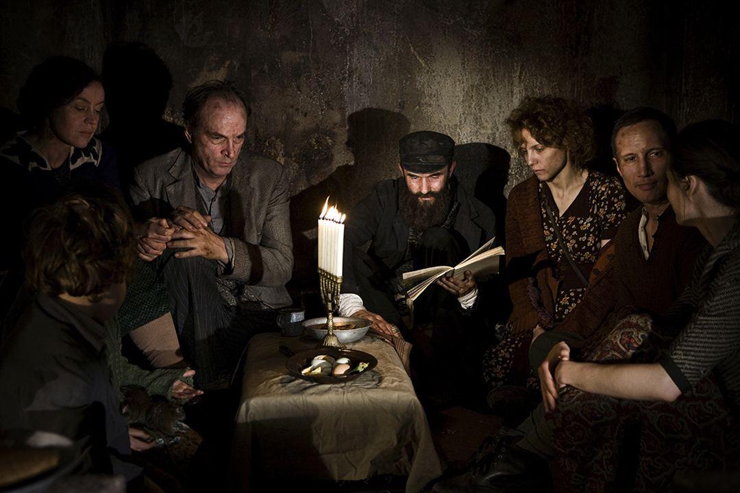 Karanlikta Kalanlar : Fotograf Agnieszka Grochowska, Benno Fürmann, Herbert Knaup, Maria Schrader