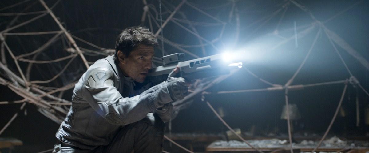 Oblivion : Fotograf Tom Cruise