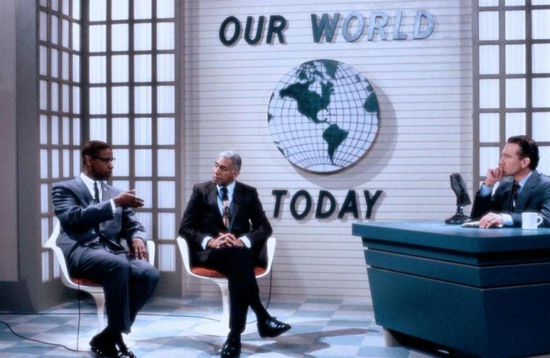 Malcolm X : Fotograf Craig Wasson, Denzel Washington