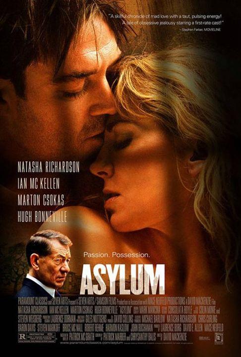 Asylum : Afis
