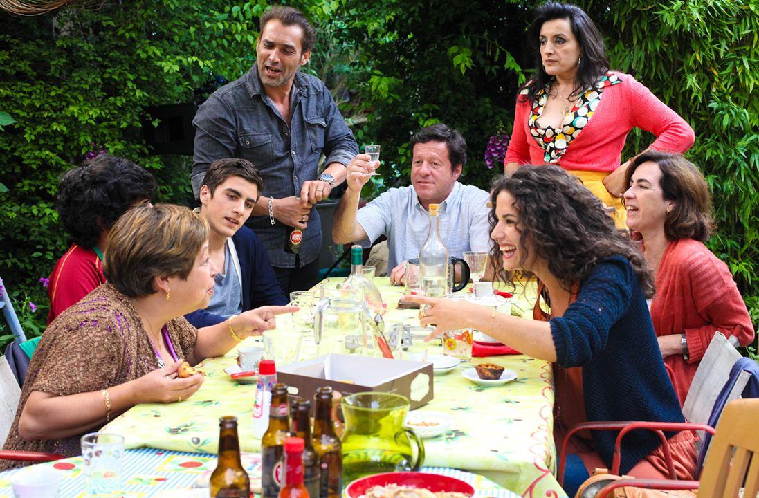 Fotograf Jean-Pierre Martins, Joaquim de Almeida, Maria Vieira