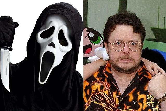 Roger Jackson - Ghostface Voice