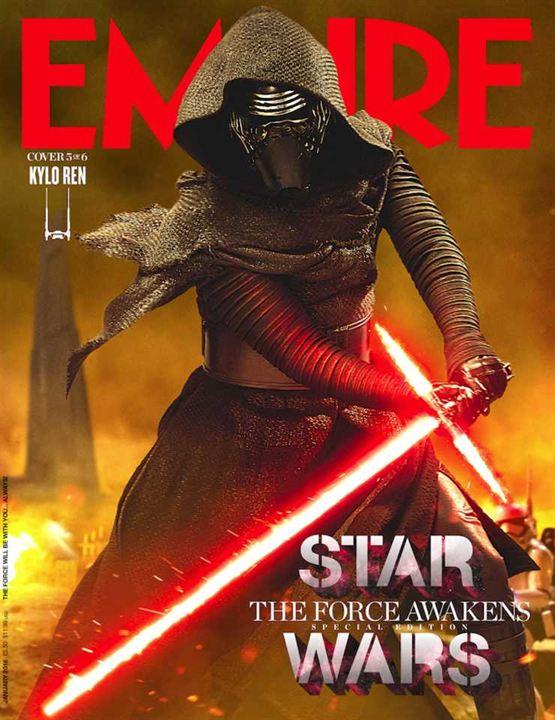 Empire Kapağına Star Wars: Güç Uyanıyor'u Taşıdı!