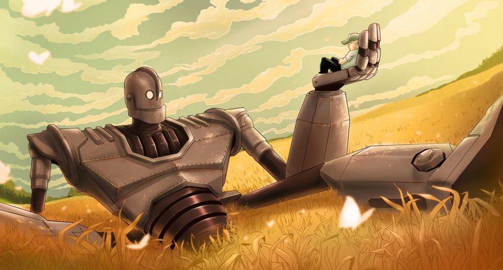 En İyi Uzaylı İstilası Filmleri! The Iron Giant