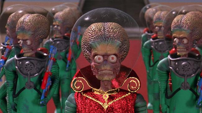 En İyi Uzaylı İstilası Filmleri! Çılgın Marslılar