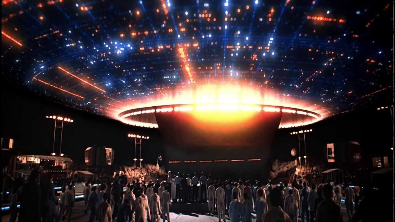 En İyi Uzaylı İstilası Filmleri! Close Encounters of the Third Kind