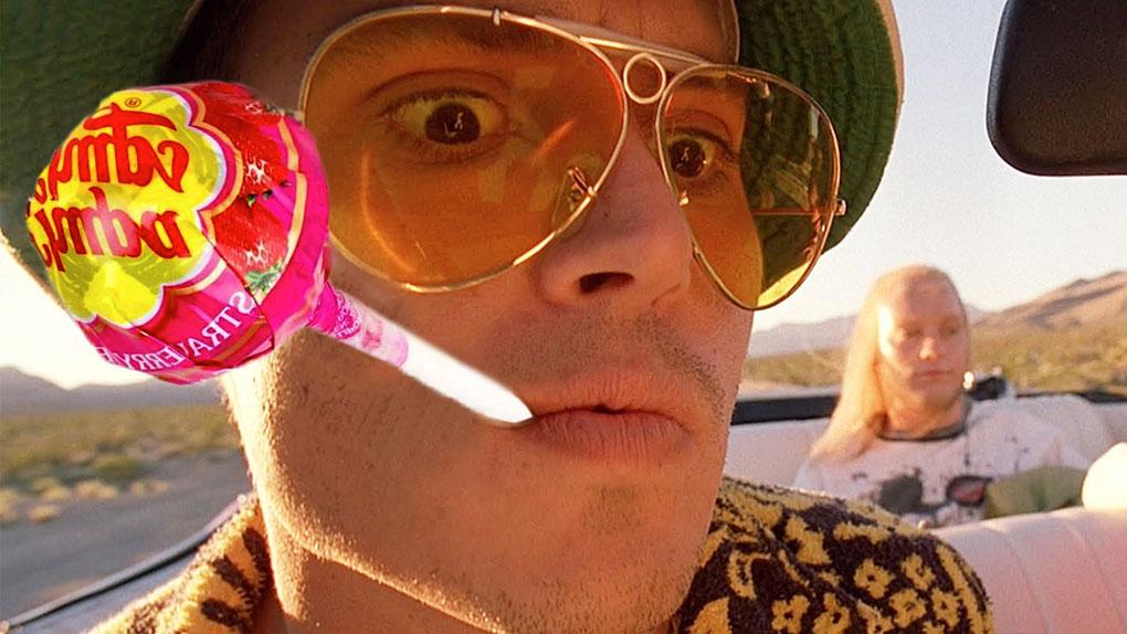 Vegas'ta Korku ve Nefret (1998)