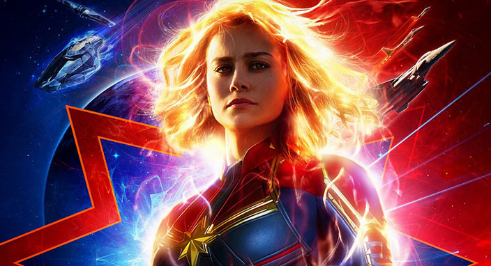 Kaptan Marvel / Carol Danvers