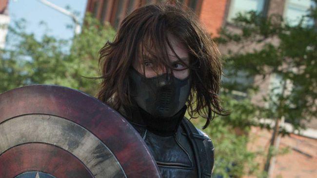 Sebastian Stan - Winter Soldier