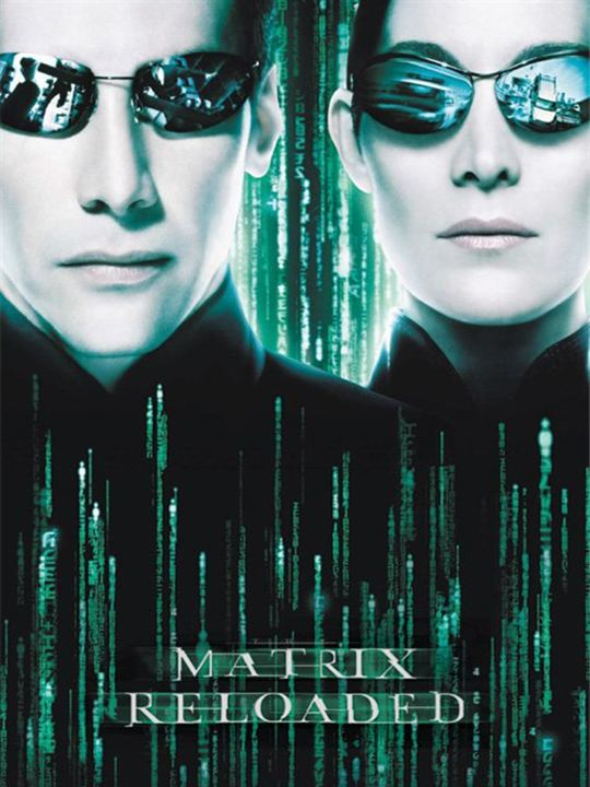 Matrix Reloaded : Afis