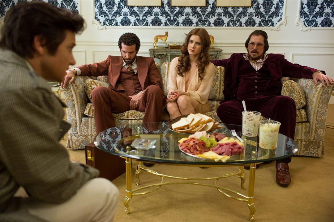 Düzenbaz : Fotograf Amy Adams, Bradley Cooper, Christian Bale, Jeremy Renner