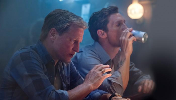 Fotograf Matthew McConaughey, Woody Harrelson