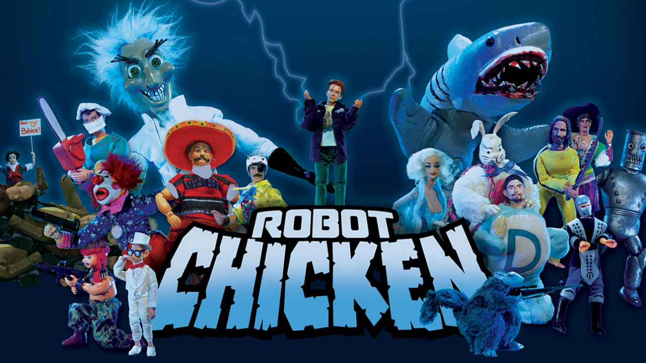 Robot Chicken : Fotograf