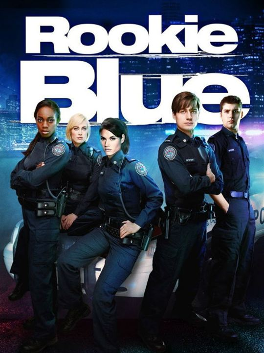 Rookie Blue : Afis