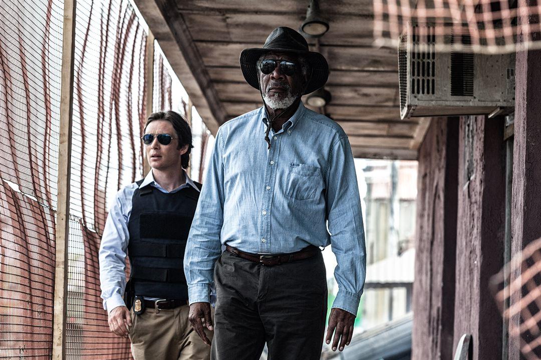 Evrim : Fotograf Cillian Murphy, Morgan Freeman