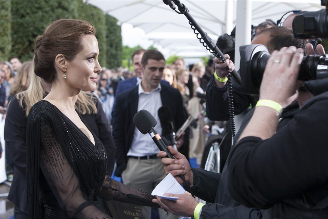 Malefiz : Vignette (magazine) Angelina Jolie