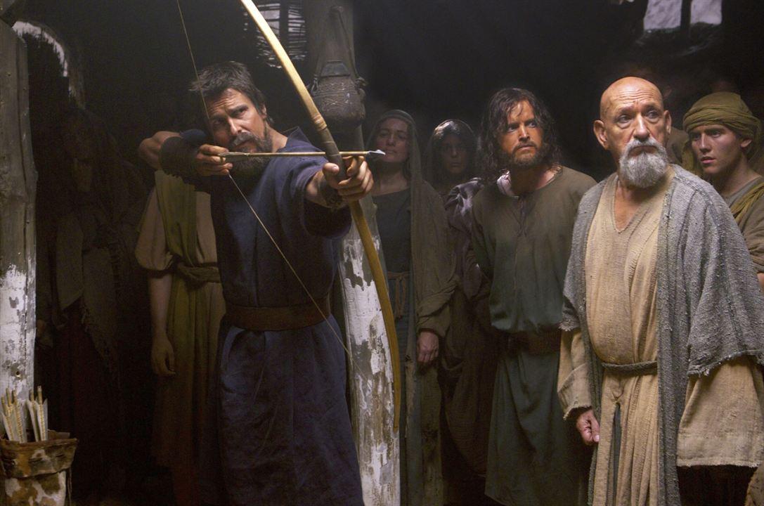 Exodus: Tanrilar ve Krallar : Fotograf Ben Kingsley, Christian Bale