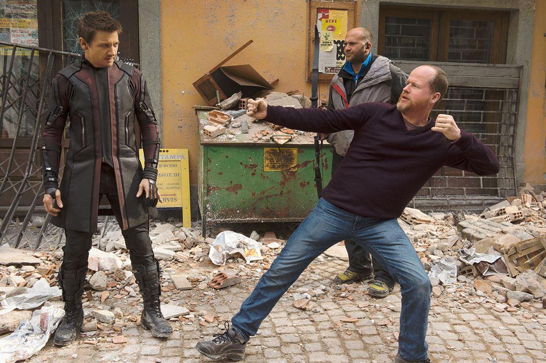 Yenilmezler: Ultron Çagi : Fotograf Jeremy Renner, Joss Whedon