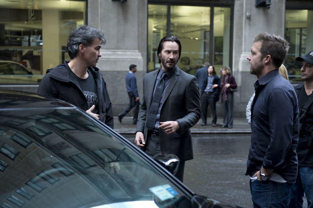 John Wick : Fotograf Chad Stahelski, David Leitch, Keanu Reeves